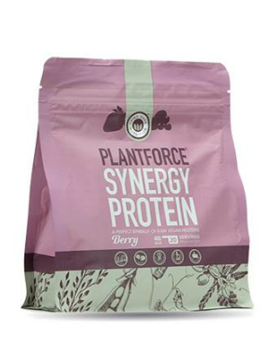Plantforce Synergy Protein Berry