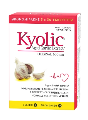 Kyolic - fra Medica Clinical Nord AS